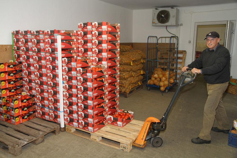 Jobst Gemüsegroßhandel