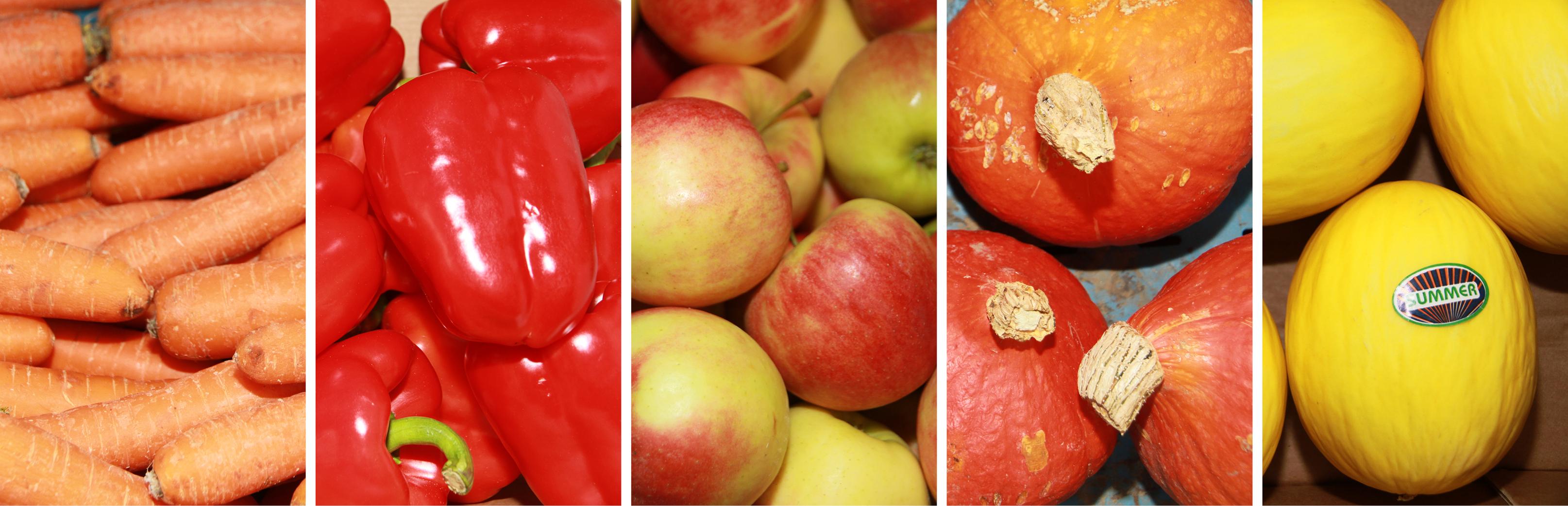 Liefern Obst Südfrüchte Exoten Kräuter Sauerkraut