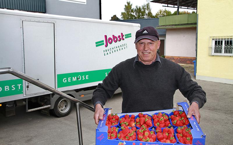 Beratung und Verkauf - Fruchtgroßhandel